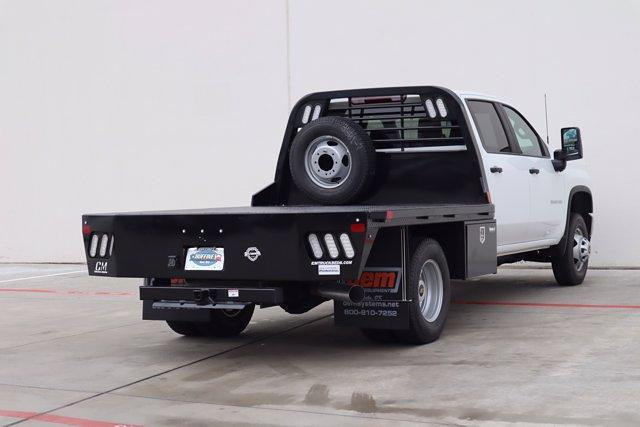2021 Chevrolet Silverado 3500 Crew Cab 4x4, CM Truck Beds RD Model Platform Body #21CF0762 - photo 2