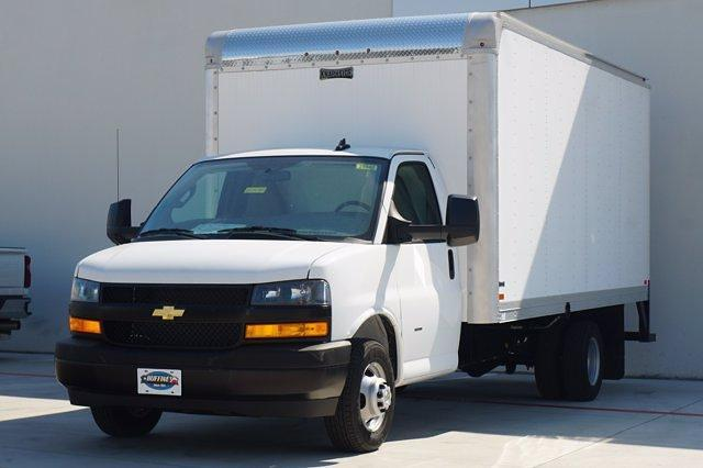 2021 Chevrolet Express 3500 DRW 4x2, Knapheide Cutaway Van #21CF0783 - photo 3
