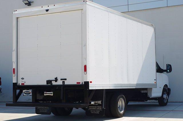 2021 Chevrolet Express 3500 DRW 4x2, Knapheide Cutaway Van #21CF0783 - photo 2
