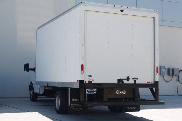 2021 Chevrolet Express 3500 DRW 4x2, Knapheide Cutaway Van #21CF0783 - photo 4