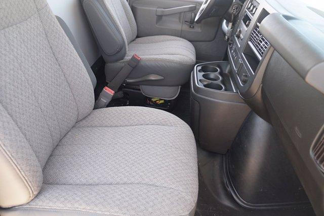 2021 Chevrolet Express 3500 DRW 4x2, Knapheide Cutaway Van #21CF0783 - photo 9