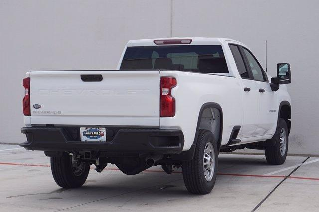 2021 Chevrolet Silverado 2500 Double Cab 4x2, Pickup #21CF0828 - photo 2