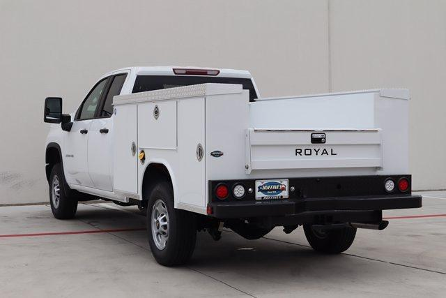 2021 Chevrolet Silverado 2500 Double Cab 4x4, Royal Truck Body Service Body #21CF0842 - photo 6