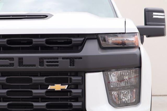 2021 Chevrolet Silverado 2500 Double Cab 4x4, Royal Truck Body Service Body #21CF0842 - photo 9