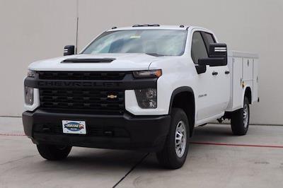 2021 Chevrolet Silverado 2500 Double Cab 4x4, Royal Truck Body Service Body #21CF0842 - photo 4