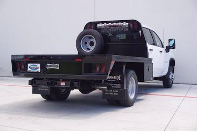 2021 Chevrolet Silverado 3500 Crew Cab AWD, Knapheide PGNB Gooseneck Platform Body #21CF0843 - photo 2