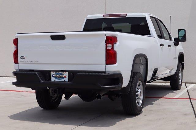 2021 Chevrolet Silverado 2500 Double Cab 4x2, Pickup #21CF0846 - photo 4