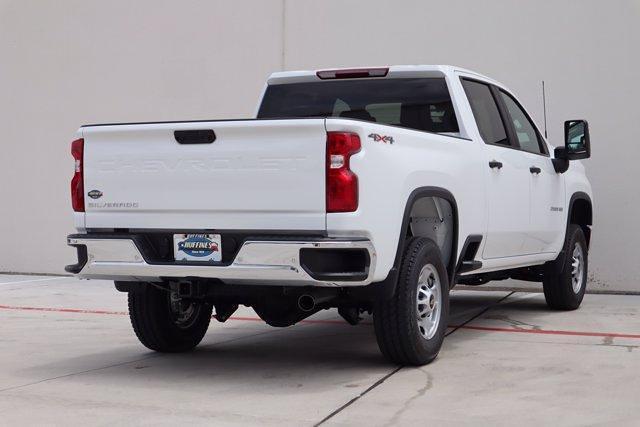 2021 Chevrolet Silverado 2500 Crew Cab 4x4, Pickup #21CF0909 - photo 2