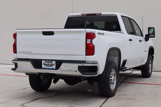 2021 Chevrolet Silverado 2500 Crew Cab 4x4, Pickup #21CF0914 - photo 2