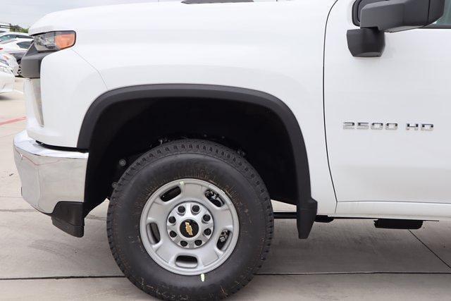 2021 Chevrolet Silverado 2500 Crew Cab 4x4, Pickup #21CF0914 - photo 9