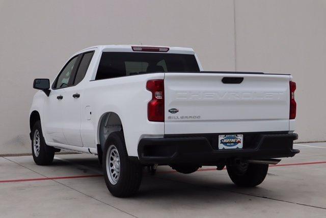 2021 Chevrolet Silverado 1500 Double Cab 4x2, Pickup #21CF0925 - photo 6