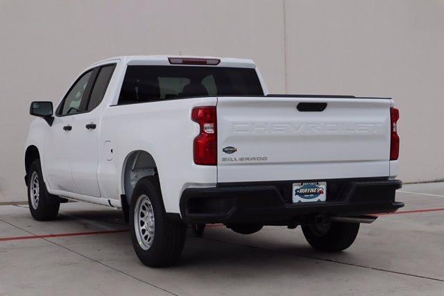 2021 Chevrolet Silverado 1500 Double Cab 4x2, Pickup #21CF0926 - photo 6