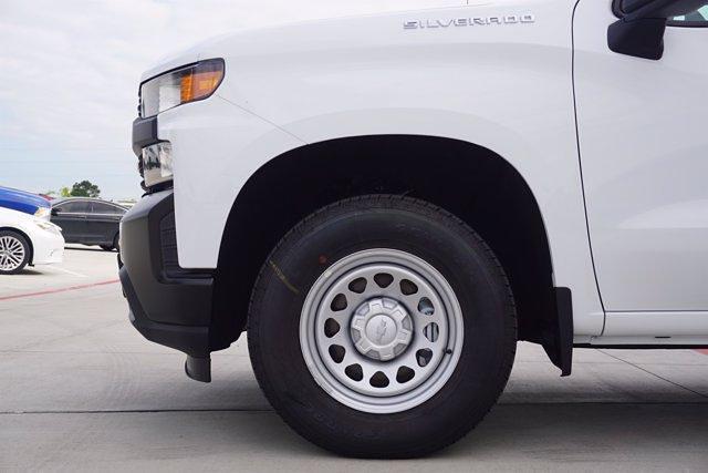 2021 Chevrolet Silverado 1500 Crew Cab 4x2, Pickup #21CF0935 - photo 9