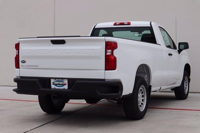 2021 Chevrolet Silverado 1500 Regular Cab 4x2, Pickup #21CF0949 - photo 2