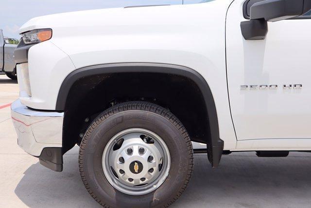 2021 Chevrolet Silverado 3500 Crew Cab 4x2, Knapheide PGNB Gooseneck Platform Body #21CF0955 - photo 5
