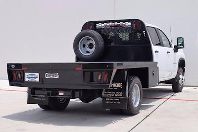 2021 Chevrolet Silverado 3500 Crew Cab 4x2, Knapheide PGNB Gooseneck Platform Body #21CF0955 - photo 2