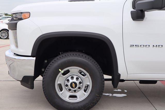 2021 Chevrolet Silverado 2500 Crew Cab 4x4, Pickup #21CF0972 - photo 9