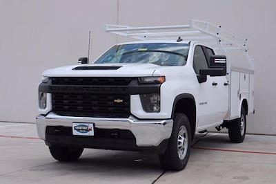 2021 Chevrolet Silverado 2500 Double Cab 4x4, Royal Truck Body Service Body #21CF1008 - photo 4