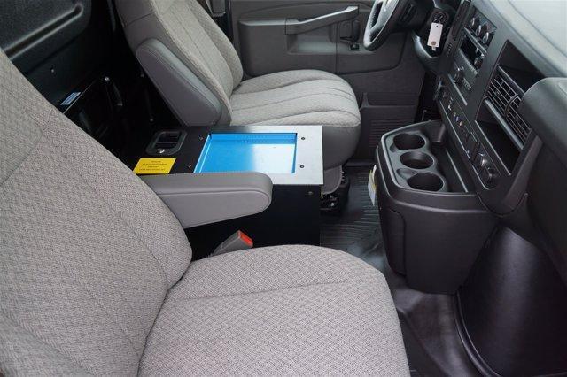 2020 Chevrolet Express 3500 RWD, Adrian Steel General Service Upfitted Cargo Van #FL1168637 - photo 19