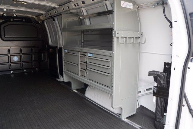 2020 Chevrolet Express 3500 RWD, Adrian Steel General Service Upfitted Cargo Van #FL1168637 - photo 21