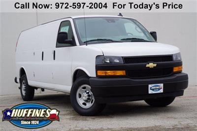 2020 Chevrolet Express 3500 RWD, Adrian Steel General Service Upfitted Cargo Van #FL1168637 - photo 1