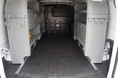2020 Chevrolet Express 3500 RWD, Adrian Steel General Service Upfitted Cargo Van #FL1168637 - photo 2