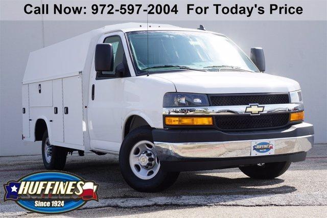 2020 Chevrolet Express 3500 RWD, Knapheide KUV Service Utility Van #FL1200205 - photo 1