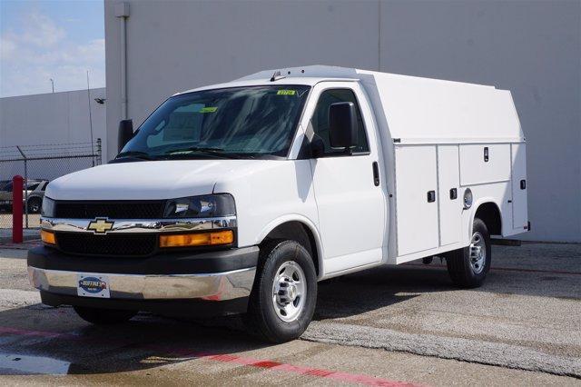 2020 Chevrolet Express 3500 RWD, Knapheide KUV Service Utility Van #FL1200205 - photo 3
