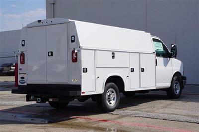 2020 Chevrolet Express 3500 RWD, Knapheide KUV Service Utility Van #FL1200205 - photo 2