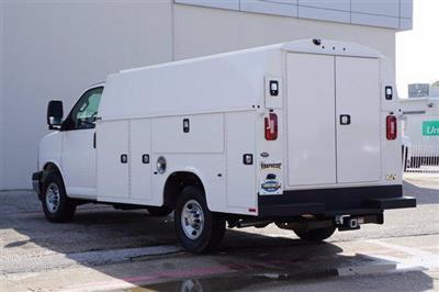 2020 Chevrolet Express 3500 RWD, Knapheide KUV Service Utility Van #FL1200205 - photo 4