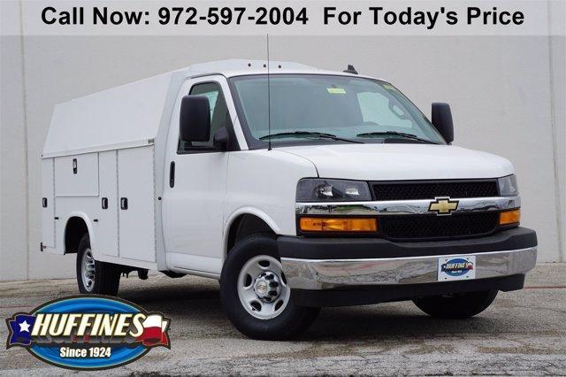 2020 Chevrolet Express 3500 RWD, Knapheide KUV Service Utility Van #FL1200234 - photo 1