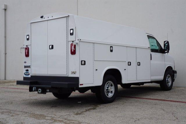 2020 Chevrolet Express 3500 RWD, Knapheide KUV Service Utility Van #FL1200234 - photo 2