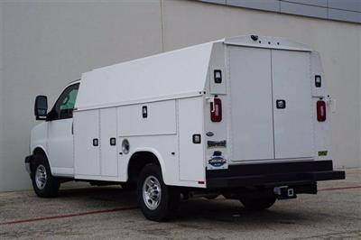 2020 Chevrolet Express 3500 RWD, Knapheide KUV Service Utility Van #FL1200234 - photo 4