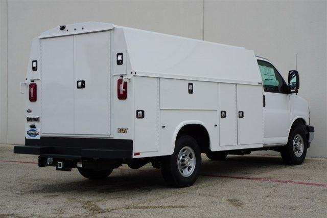 2020 Chevrolet Express 3500 RWD, Knapheide KUV Service Utility Van #FL1200309 - photo 2