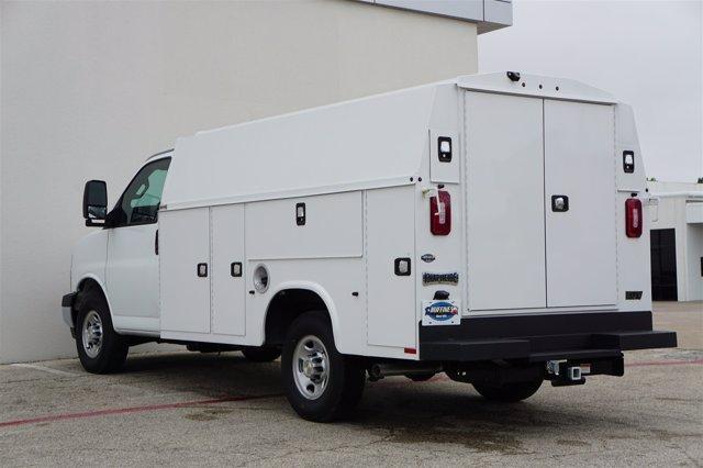 2020 Chevrolet Express 3500 RWD, Knapheide KUV Service Utility Van #FL1200309 - photo 4