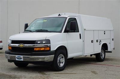 2020 Chevrolet Express 3500 RWD, Knapheide KUV Service Utility Van #FL1200309 - photo 3