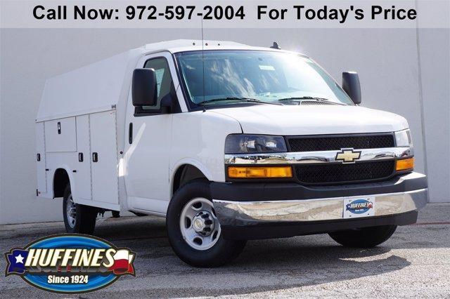 2020 Chevrolet Express 3500 RWD, Knapheide KUV Service Utility Van #FL1200399 - photo 1