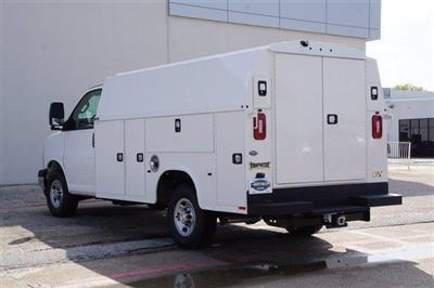 2020 Chevrolet Express 3500 RWD, Knapheide KUV Service Utility Van #FL1200399 - photo 4