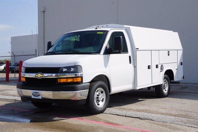 2020 Chevrolet Express 3500 RWD, Knapheide KUV Service Utility Van #FL1200414 - photo 3
