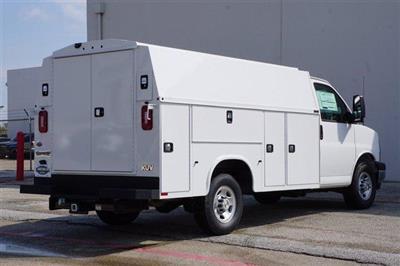 2020 Chevrolet Express 3500 RWD, Knapheide KUV Service Utility Van #FL1200414 - photo 2