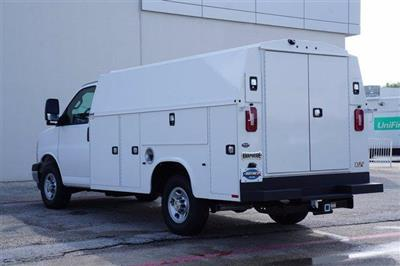 2020 Chevrolet Express 3500 RWD, Knapheide KUV Service Utility Van #FL1200414 - photo 4