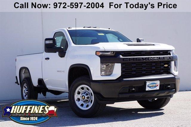 2020 Chevrolet Silverado 3500 Regular Cab RWD, Pickup #FLF231103 - photo 1