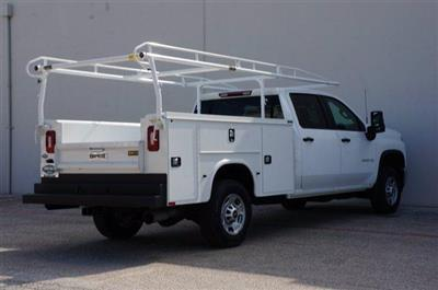 2020 Chevrolet Silverado 2500 Crew Cab 4x4, Pickup #FLF234351 - photo 2