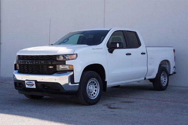 2020 Chevrolet Silverado 1500 Double Cab RWD, Pickup #FLZ236437 - photo 1