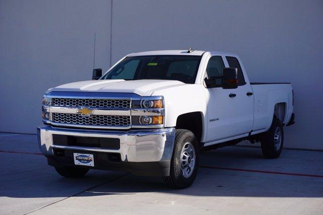 2019 Chevrolet Silverado 2500 Double Cab 4x2, Cab Chassis #TK1227155 - photo 4