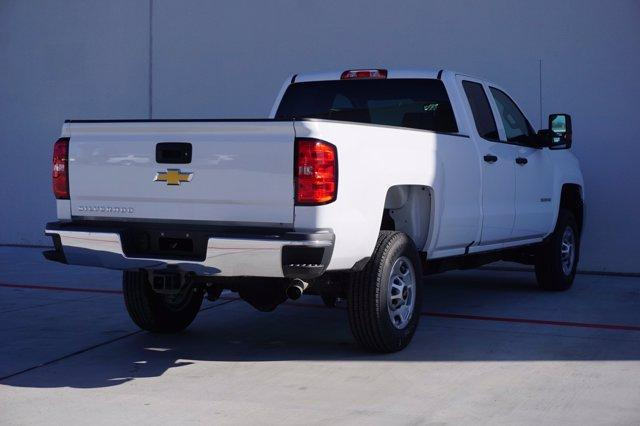 2019 Chevrolet Silverado 2500 Double Cab 4x2, Cab Chassis #TK1227155 - photo 2