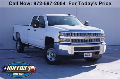 2019 Chevrolet Silverado 2500 Double Cab 4x2, Cab Chassis #TK1227155 - photo 1