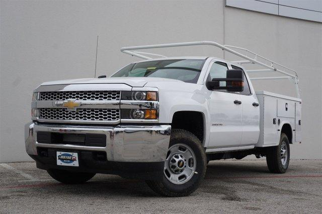 2019 Chevrolet Silverado 2500 Double Cab RWD, CM Truck Beds Service Body #TK1227391 - photo 1