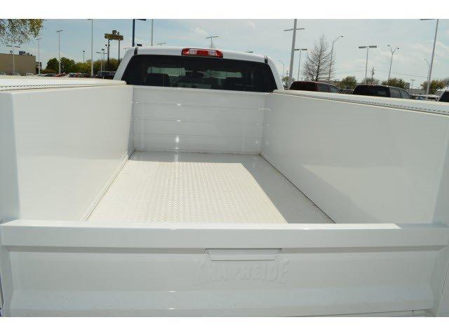 2019 Chevrolet Silverado 2500 Double Cab RWD, CM Truck Beds Service Body #TK1227391 - photo 20