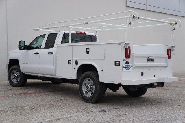 2019 Chevrolet Silverado 2500 Double Cab RWD, CM Truck Beds Service Body #TK1227391 - photo 2